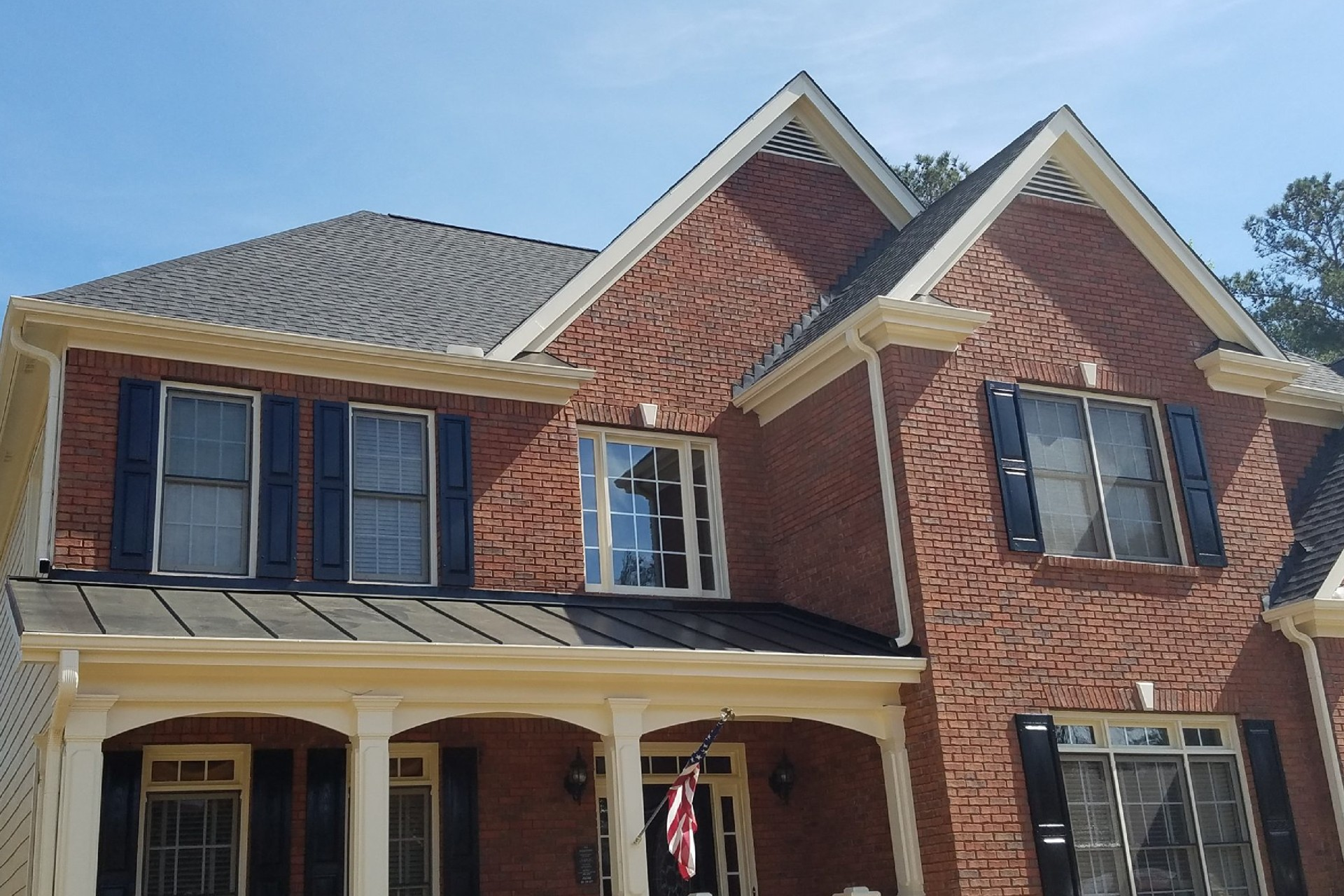 Mancilla Roofing Construction Roof Replacement Repair Home Electrical Wiring In Metro Atlanta Esystems Inc Cumming Ga 17