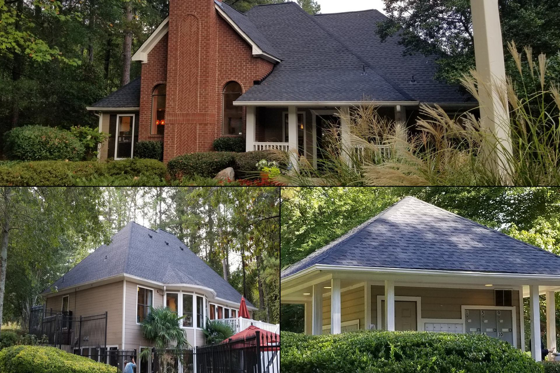 Mancilla Roofing Construction Roof Replacement Repair Home Electrical Wiring In Metro Atlanta Esystems Inc Cumming Ga 10